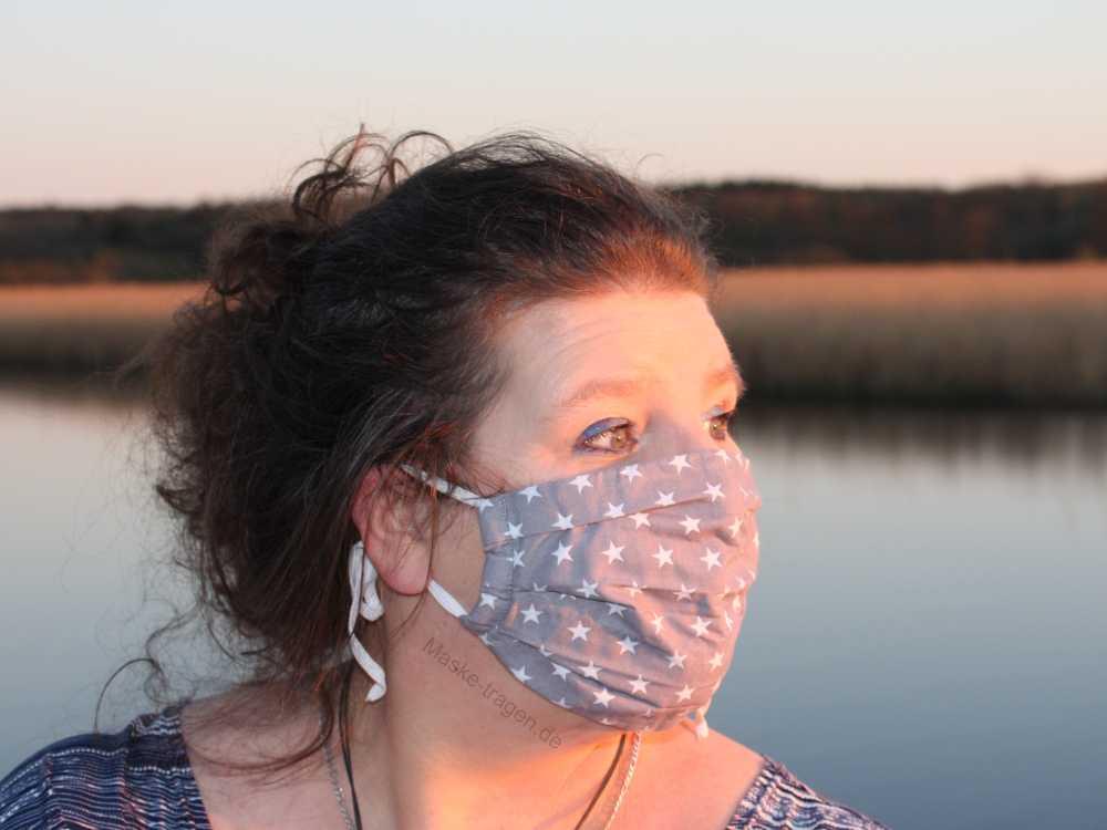 Stoffmaske kaufen - so finden Sie waschbare Masken aus Stoff