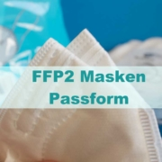 FFP2 Masken Passform - leichte Unterschiede bei der Maskenform